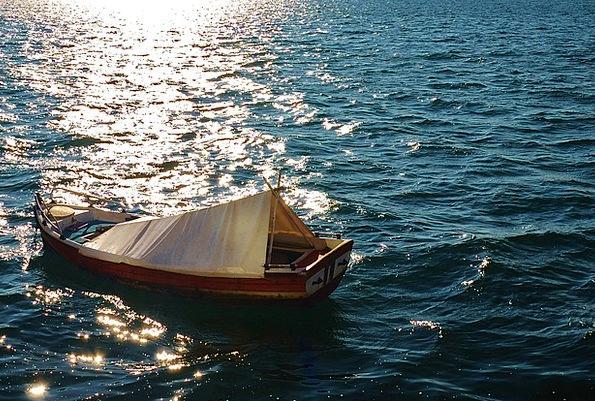 Boat Ship Vacation Aquatic Travel Canopy Awning Wa