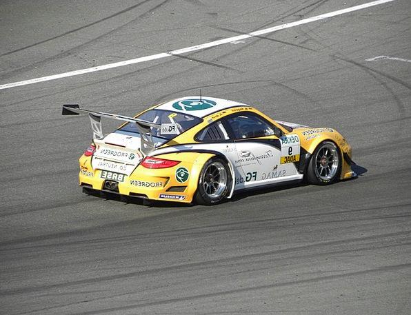 Gt Masters Hockenheim Germany Porsche Sport Divers