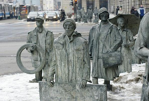 Sculpture Statue Traffic Transportation Street Roa