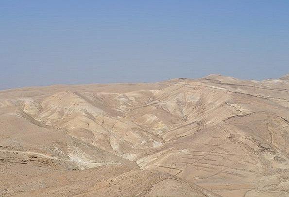 Desert Reward Sand Shingle Israel Dunes Banks Dune
