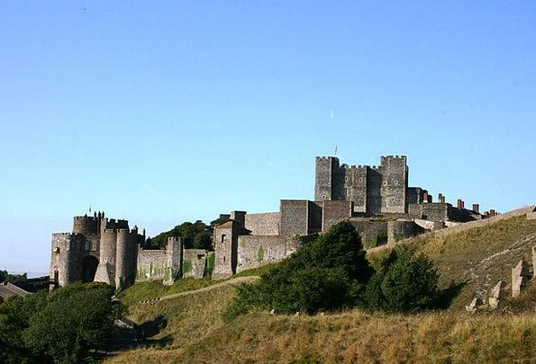 Dover Castle England Dover