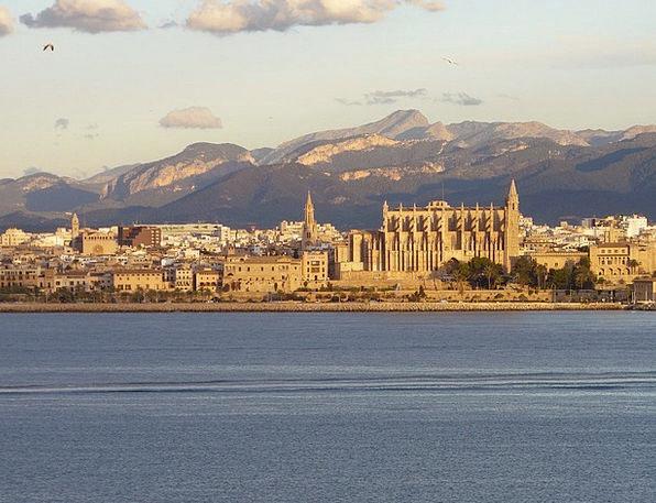 Mallorca Buildings Architecture Palma Palma De Mal