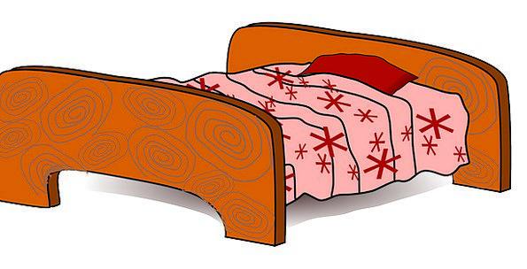 Bed Divan Slumber Sleeping Asleep Sleep Rest Linen