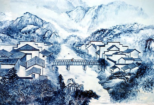 Porcelain China Textures Image Backgrounds Artwork