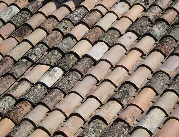 Roof Rooftop Buildings Tiling Architecture Home Ho