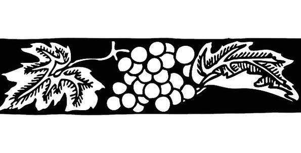 Grapes Drink Food Fruit Ovary Grape Leaves Grapevi