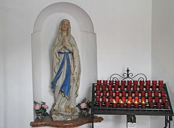 Memorial Commemorative Mother Mary Maria Pray Requ
