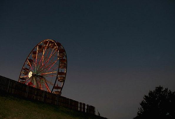 Ferris Wheel Carnival Festival State Fair Attracti