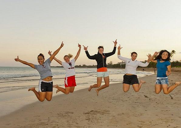 Hope Confidence Content People Public Happy Puerto