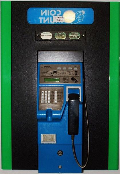Payphone Communication Telephone Computer Communic