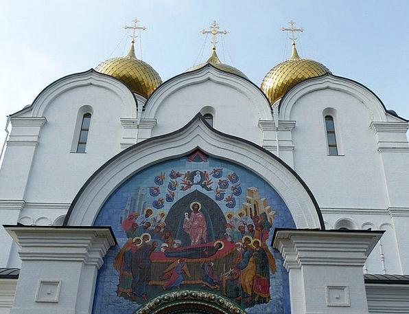 Yaroslavl Church Ecclesiastical Russia Image Cathe