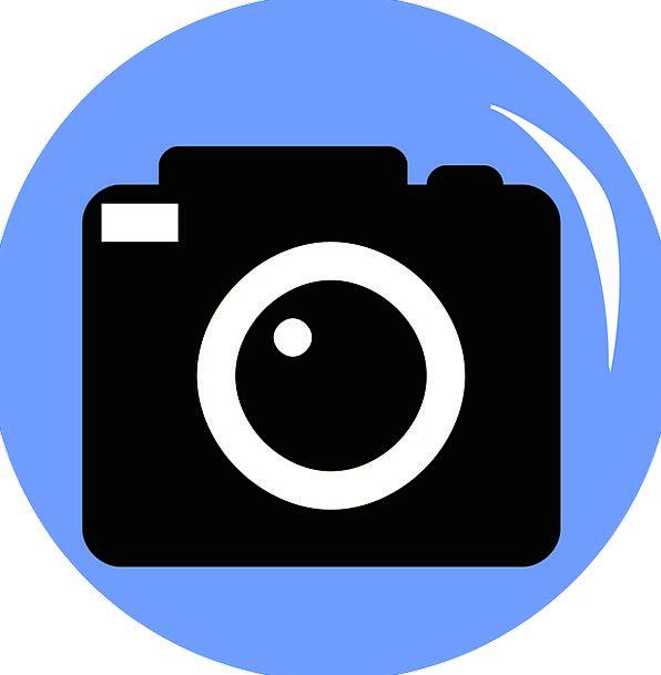 Camera Digital Numerical Cam Free Vector Graphics