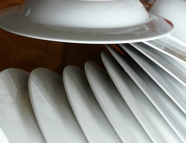 Plate Bowl Drink Cutlery Food Plate Stack Tablewar