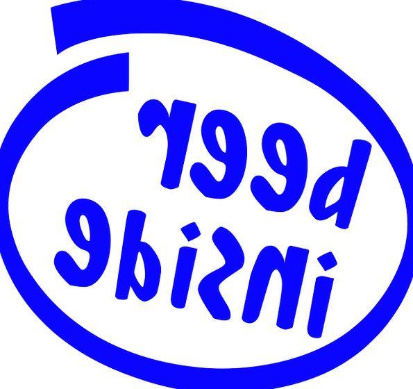 Beer Cocktail Fun Amusing Intel Beer Inside Logo S