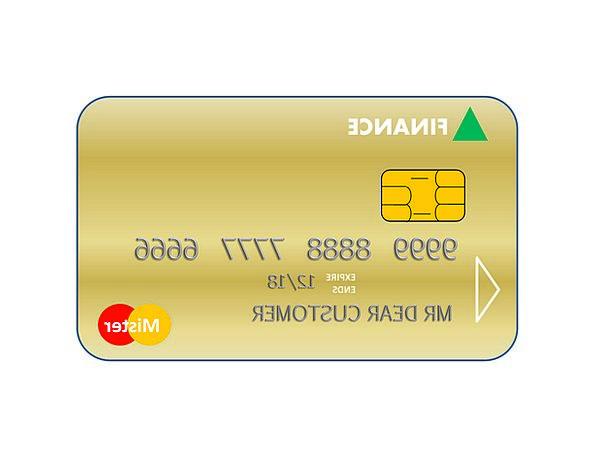 Credit Card Finance Set Business Purchase Acquisit