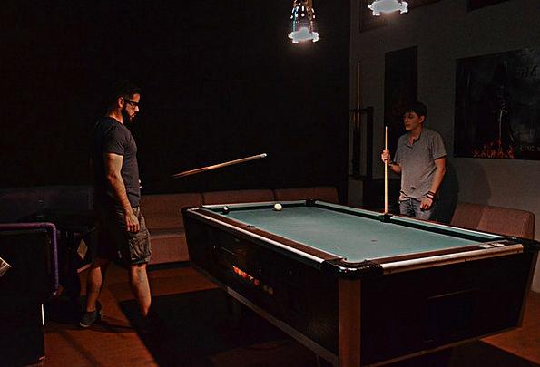 Billiards Sports Billiard Player Games