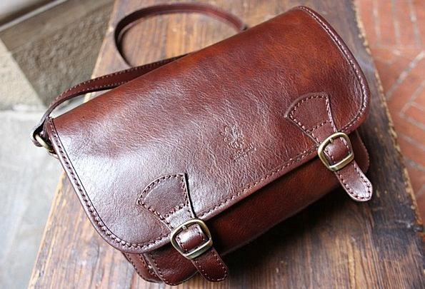 Bag Basket Skin Testa Di Moro Leather
