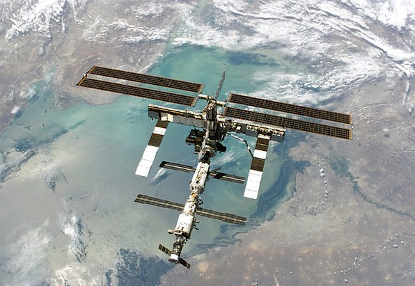 Space Station Spacecraft Space Interplanetary Inte