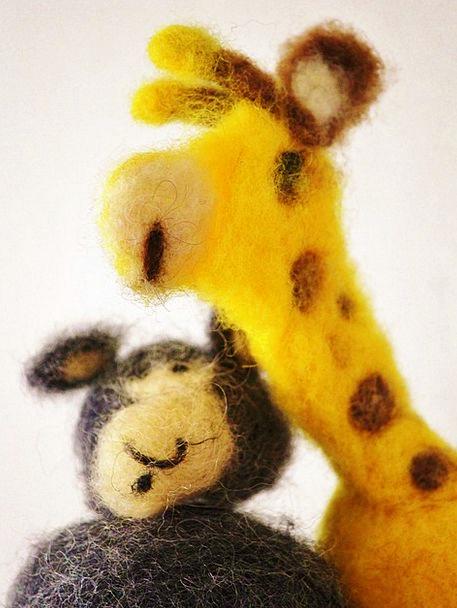 Giraffe Casanova Soft Toys Wolf Consulting Referri