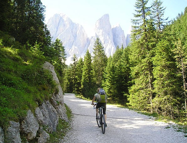 Mountain Bike Motorbike Tour Trip Bike Away Transa