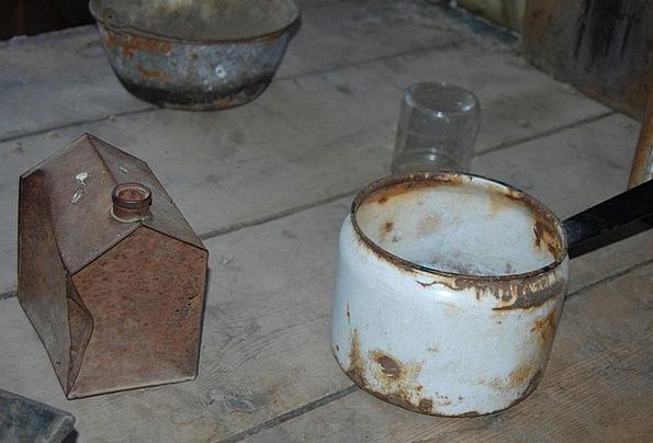 Kitchen Kitchenette Pots Vessels Antiques Pot Vess