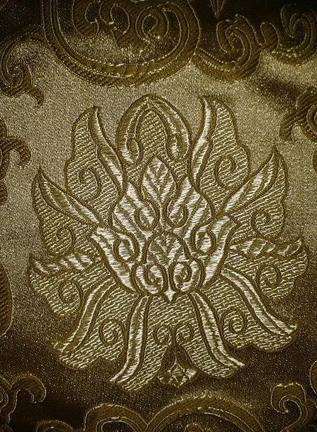 Lotus Fabric Cloth Buddhism