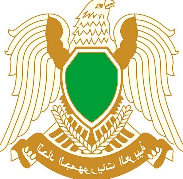 Eagle Fowl Coat Fur Bird Arms Weapons Libyan Libya