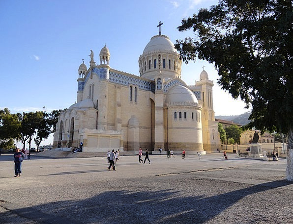 Algiers Preserve Church Ecclesiastical Sanctuary