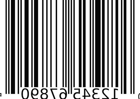 Bar Code Finance Info Business Data Information Id