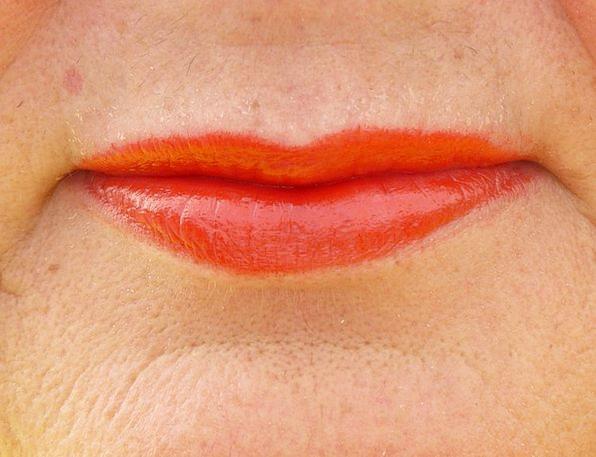 Lips Mouths Fashion Bloodshot Beauty Melted Molten