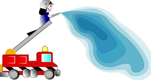 Fireman Traffic Aquatic Transportation Fire Passio