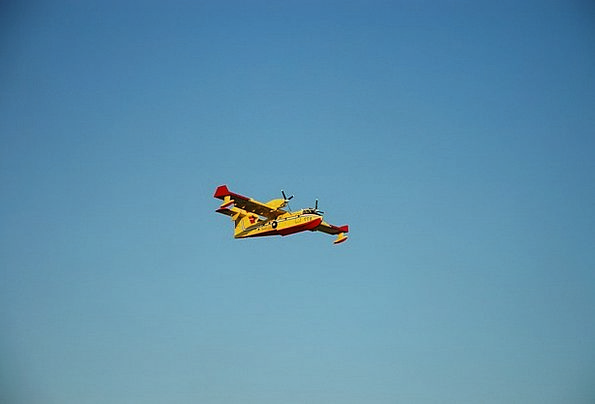 Aircraft Airplane Mission Aircraft Seaplane Fire F