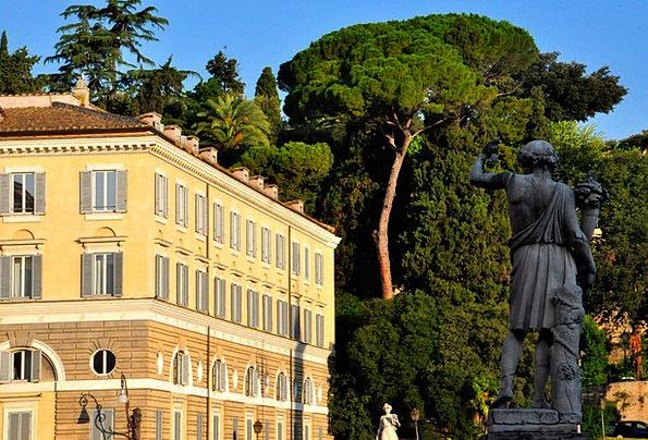 Rome Figurine Roma Capitale Statue Ancient Rome An