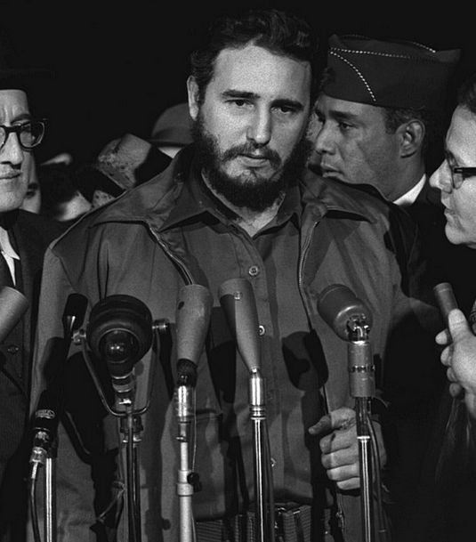Fidel Alejandro Castro Ruz Collectivism Cuba Commu
