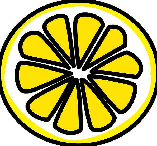 Lemon Dud Drink Share Food Yellow Creamy Slice Sli