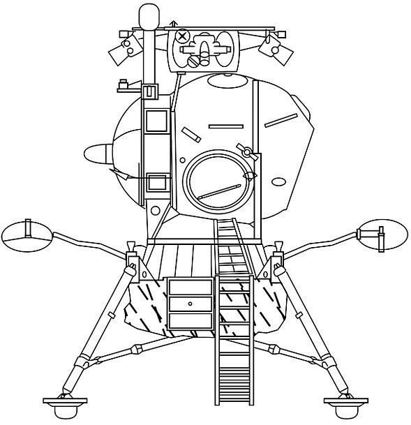 Spaceship Pixcove