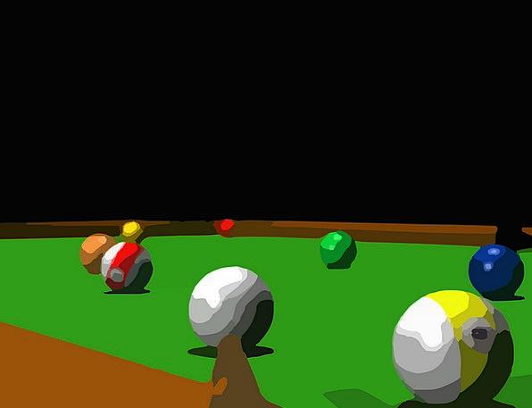 Cue Stick Pool Pool Table Billiard Billiard Balls