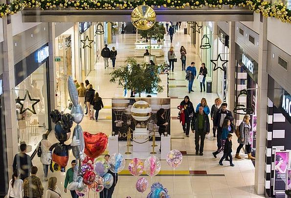 Shopping Spending Finance Shopping mall Business C