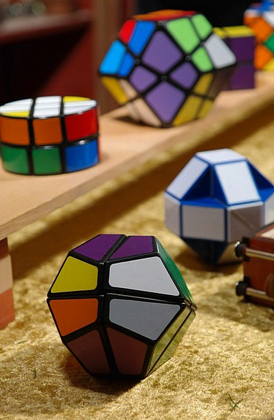 Magic Cube Puzzle Mystery Patience Games Patience