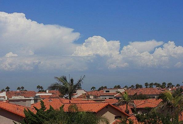 Clouds Vapors Landscapes Nature Cumulus Sky Nature
