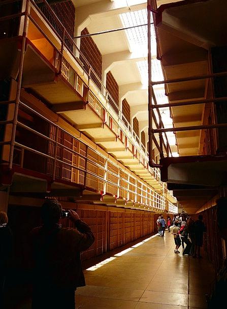 Prison Custodial Oubliette Cell Lockup Prison Cell