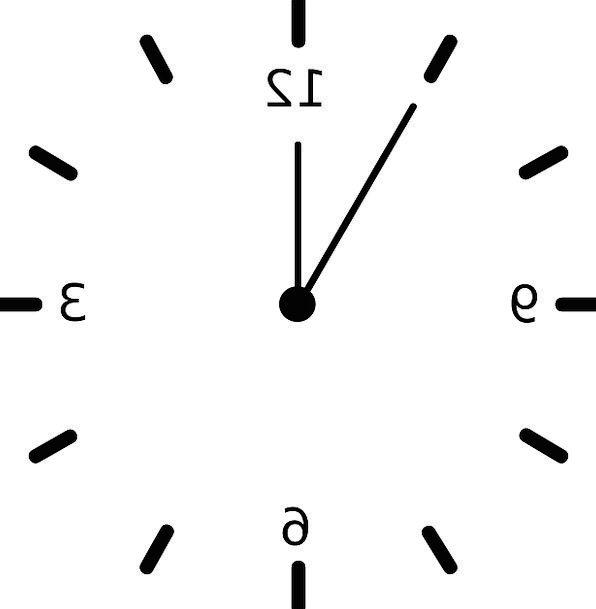 Clock Timepiece Marking Tick Impulse Ticking Time