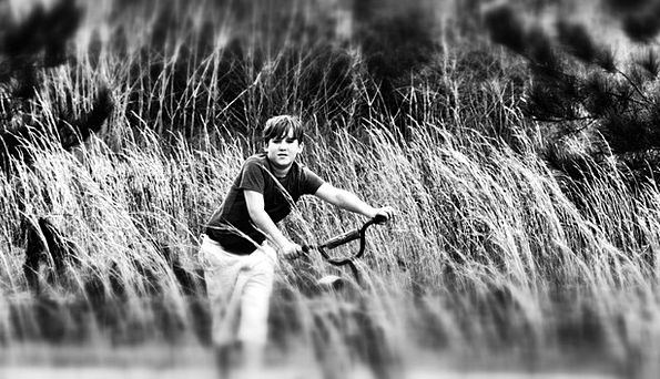 Boy Lad Motorbike Country Republic Bike Recreation