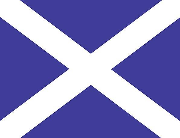 Scotland Standard Country Republic Flag United Joi