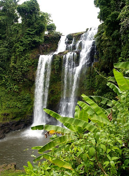 Waterfall Cascade Landscapes Nature Cascades Water