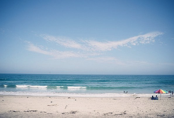 Beach Seashore Vacation Public Travel Sand Shingle