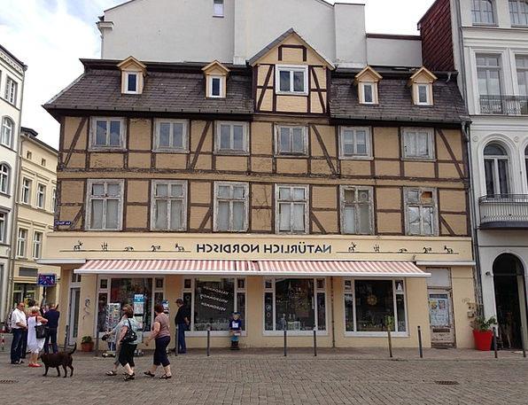 Marketplace Bazaar Mecklenburg Western Pomerania S