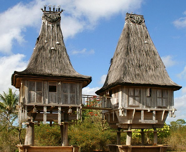 Wooden Timber Buildings Architecture Traditional O