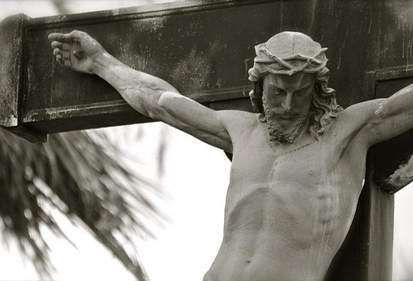 Image result for jesus crucifix statue