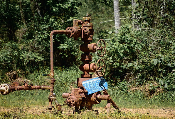 Gas Line Manufacturing Oilfield Industrial Rust Co